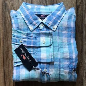Vineyard Vines Men's Button Down, size XL, NEW